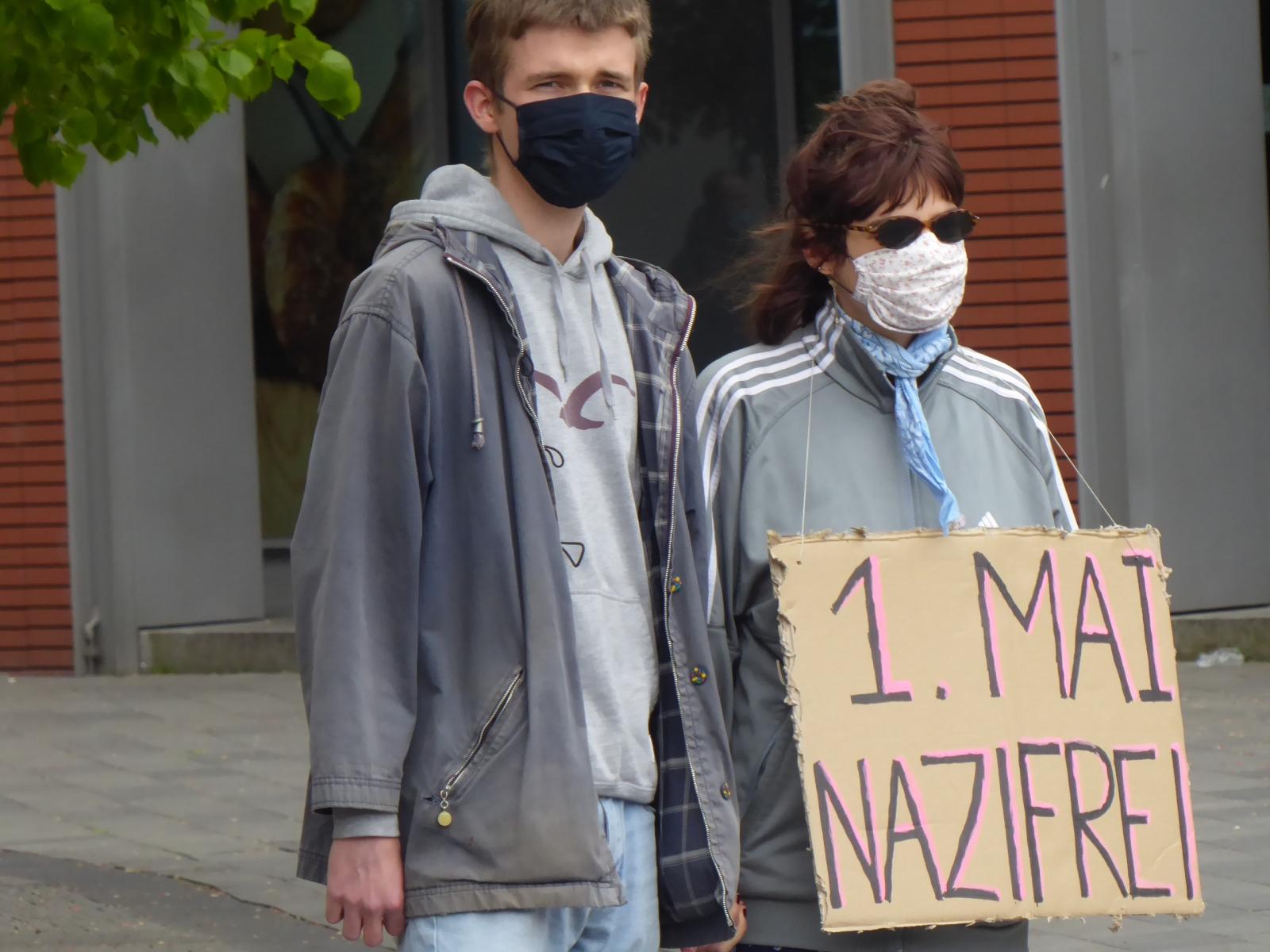 1. Mai Mahnwache (2)