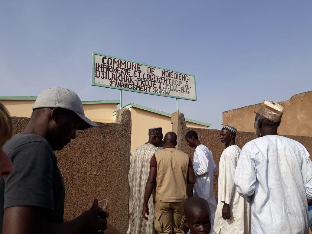 Medizinstation