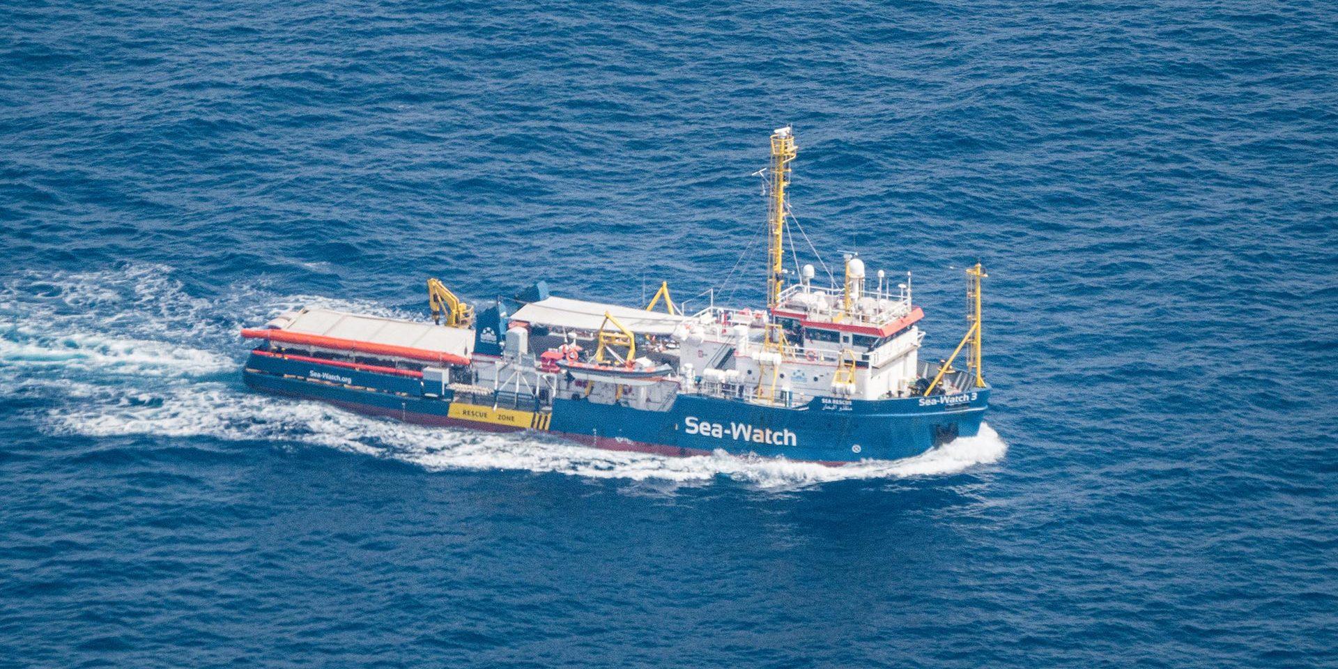 Für die Rechte von Geflüchteten, Seenotrettung ist kein Verbrechen
