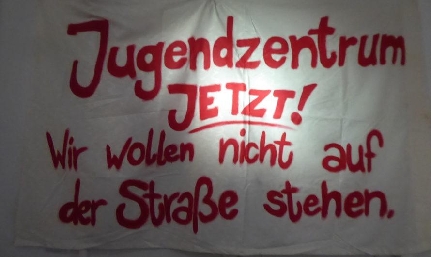 Protest gegen die Protest-Ausstellung im Bergedorfer Museum