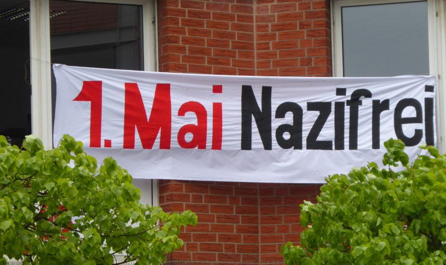 1. Mai – Bergedorf erfolgreich Nazifrei!