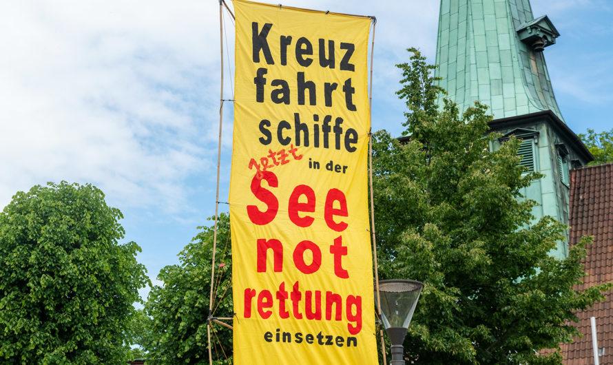 Fluchtpunkt Bergedorf sagt Danke an alle Mitstreiter*innen!