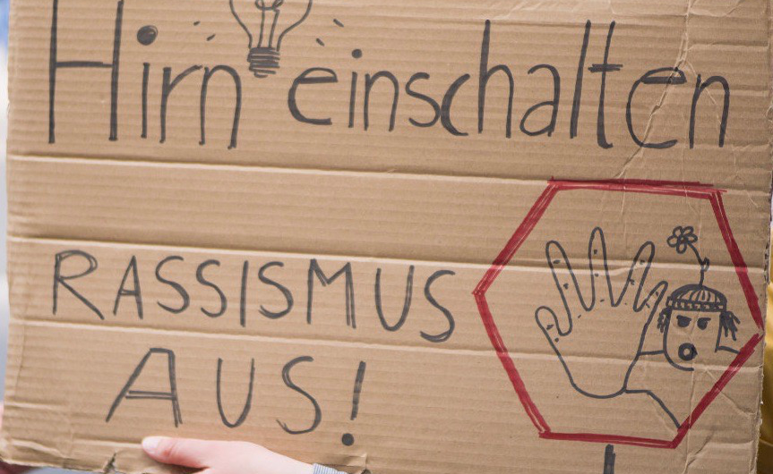 Antirassistischer Aktionstag am 5. September 2020