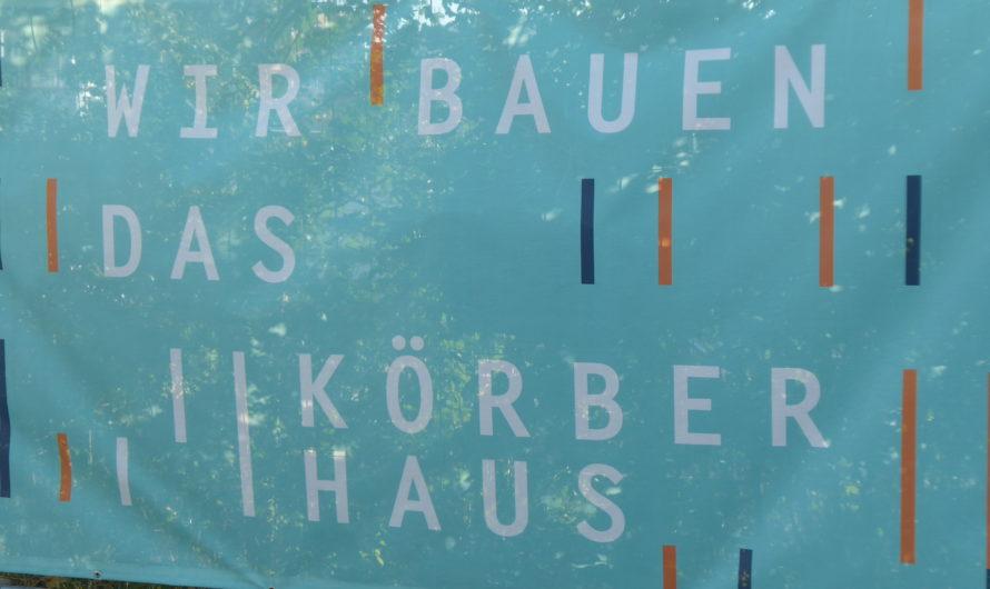"""Das """"Kurt A. Körber Haus"""" (KAK-Haus): Nicht nur der Name ist ein Skandal, …"""
