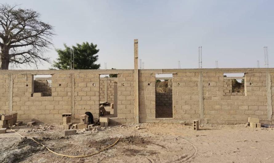 Eine Schule für Djilékhar